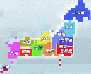 格安ホテル地図